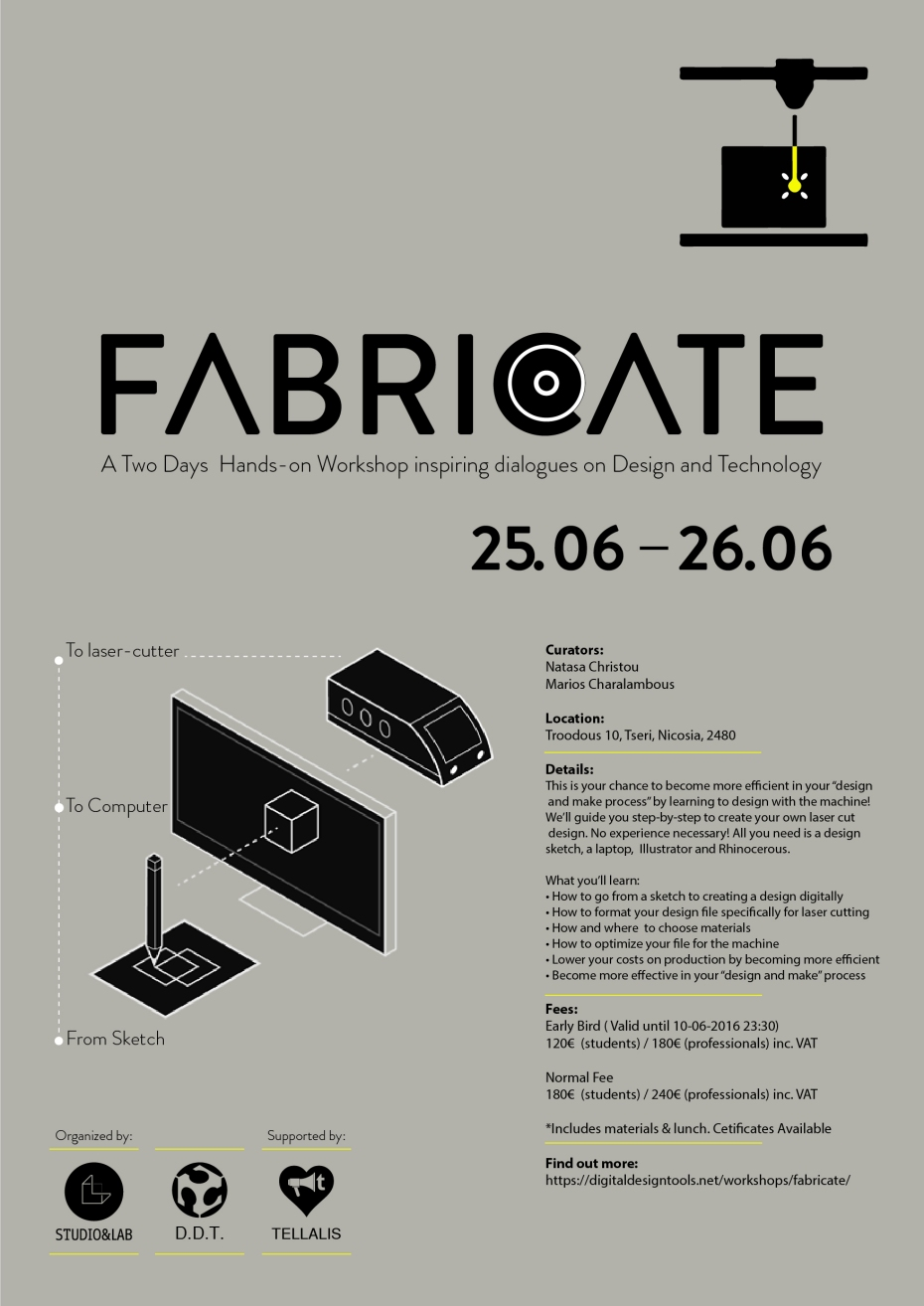 FABRICATE WORKSHOP